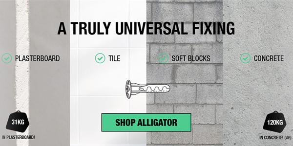 Toggler Homepage Banner Alligator mobile